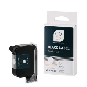 Black Label HP45 TIJ Tinte