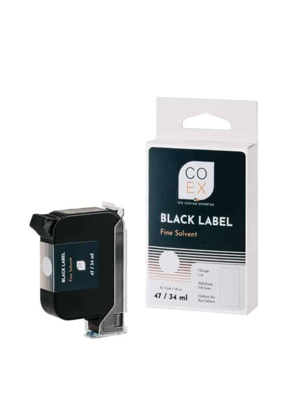 Black Label HP45 TIJ Tinte